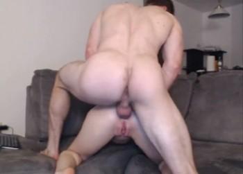 Novia follada en el culo