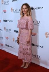 Emilia Clarke - BBC America BAFTA Los Angeles TV Tea Party in West Hollywood 9/17/16