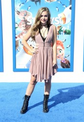 "Brec Bassinger - premiere of Warner Bros. Pictures' ""Storks"" 9/17/16"