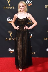 Sophie Turner - 68th Annual Emmy Awards in LA 9/18/16