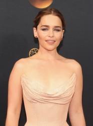 Emilia Clarke - 68th Annual Emmy Awards in LA 9/18/16