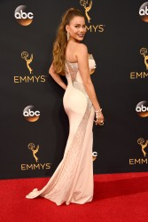 Sofia Vergara - 68th Annual Emmy Awards in LA 9/18/16