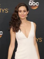 Emmy Rossum - 68th Annual Emmy Awards in LA 9/18/16