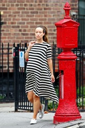 Olivia Wilde - Out in NYC 9/20/16
