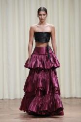 Bella Hadid - Alberta Ferretti Fashion Show in Milan 9/21/16