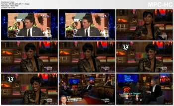 Tamron Hall *Wow CLEAVAGE* - wwhl - 2016.09.21 (+bonuses)