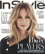 Jennifer Lopez -             InStyle Magazine (Australia) October 2016.