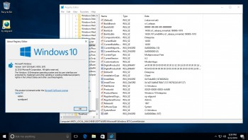 Windows 10 Version 1607 Update 14393.187 AIO 36in2 by adguard v.16.09.21 (x64/x86/ENG/RUS) 2016