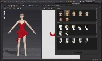 Marvelous Designer 6 Personal 2.5.73.20490 (MULTI/RUS) - программа по конструированию одежды
