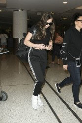 Hailee Steinfeld - At LAX Airport 9/26/16