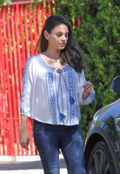 Mila Kunis - Out in LA 9/23/16