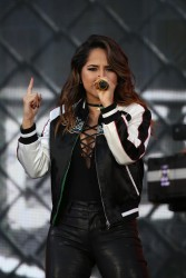 Becky G - 2016 Global Citizen Festival in NYC 9/24/16