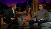 Lea Michele @ The late Late Show with James Corden | September 26 2016