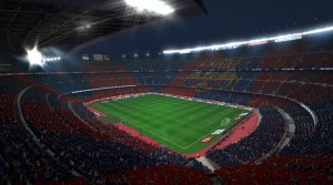PES 2017 Pitch + Graphics HD By Estarlen Silva