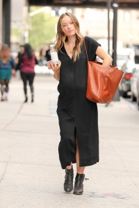 Olivia Wilde - Out in New York City - September 27, 2016.