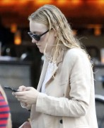 Dakota Fanning - in Jeans out in New York September 28, 2016