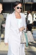 Demi Lovato - At LAX Airport 9/28/16
