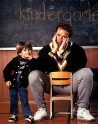 Детсадовский полицейский / Kindergarten Cop (Арнольд Шварценеггер, 1990).  F1ac32507000788