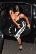 Kim Kardashian - At Ferdi Restaurant in Paris 9/29/16