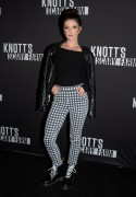 Shenae Grimes -            Knott's Berry Farm Buena Park September 30th 2016.
