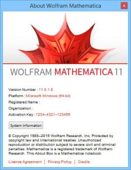 Wolfram Mathematica 11.0.1 (Multi/Eng)