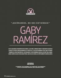 Gaby Ramirez 2