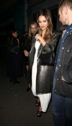 Jessica Alba - Out in Paris 10/1/16