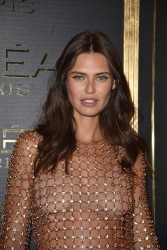 Bianca Balti - L'Oreal Gold Obsession Party in Paris 10/2/16