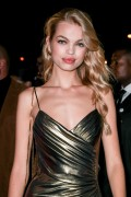 Daphne Groeneveld -               L'Oreal Gold Obsession Party Paris October 2nd 2016.