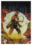 Индиана Джонс и храм судьбы / Indiana Jones and the Temple of Doom (Харрисон Форд, Кейт Кэпшоу, 1984) 24c222507664379