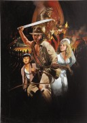 Индиана Джонс и храм судьбы / Indiana Jones and the Temple of Doom (Харрисон Форд, Кейт Кэпшоу, 1984) 62482c507664386