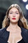 Gigi Hadid - Giambattista Fashion Show in Paris 10/3/16