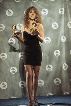 Mariah Carey: Early 90's Award Show: MQ x 1
