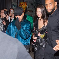 Bella Hadid - Leaving the Saturday Night Live After Party in NYC 10/1/16