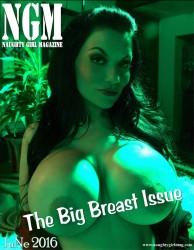Link to Dahlia Dark – Naughty Girl Magazine June 2016 (6-2016) USA