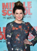 """Lauren Graham -           ''Middle School: The Worst Years Of My Life"""" Premiere Los Angeles October 5th 2016."""
