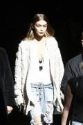 Gigi Hadid - Out in Paris 10/5/16