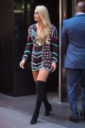 "Lindsey Vonn | Outside the ""Late Show with Stephen Colbert"" in NYC 