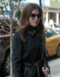Anna Kendrick - Out in NYC 10/6/16