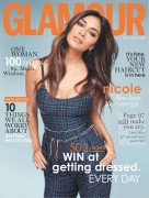 Nicole Scherzinger -  Glamour Magazine (UK) November 2016.