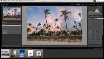 Lightroom - Профессиональная обработка фотографий (2016) Видеокурс