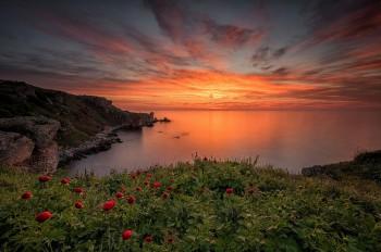 Закаты солнца - Качественные фотографии (45 шт)
