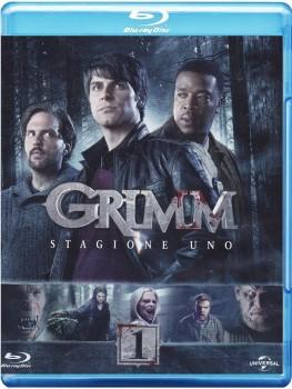 Grimm - Stagione 1 (2012) [6-Blu-Ray] Full Blu-Ray 207Gb AVC ITA ENG DTS-HD MA 5.1
