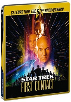 Star Trek VIII - Primo contatto (1996) Full Blu-ray 44Gb AVC ITA DD 5.1 ENG TrueHD 5.1 MULTI