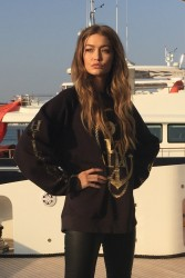 Gigi Hadid - Promoting her Tommy x Gigi Collection in Dubai 10/10/16