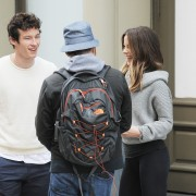 """Kate Beckinsale -                        """"The Only Living Boy"""" Set New York City October 13th 2016."""