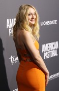 "Dakota Fanning - ""American Pastoral"" Premiere in Beverly Hills 10/13/16"