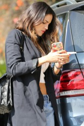 Eiza Gonzalez - At the Chateau Marmont in LA 10/14/16