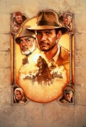 Индиана Джонс и последний крестовый поход / Indiana Jones and the Last Crusade (Харрисон Форд, Шон Коннери, 1989)  775049509666150
