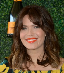 Mandy Moore - Seventh Annual Veuve Clicquot Polo Classic in Pacific Palisades 10/15/16